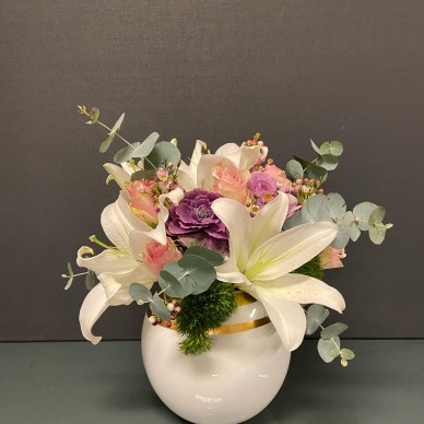 Lilies Aranjman