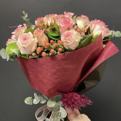 25 Rosa'Buket